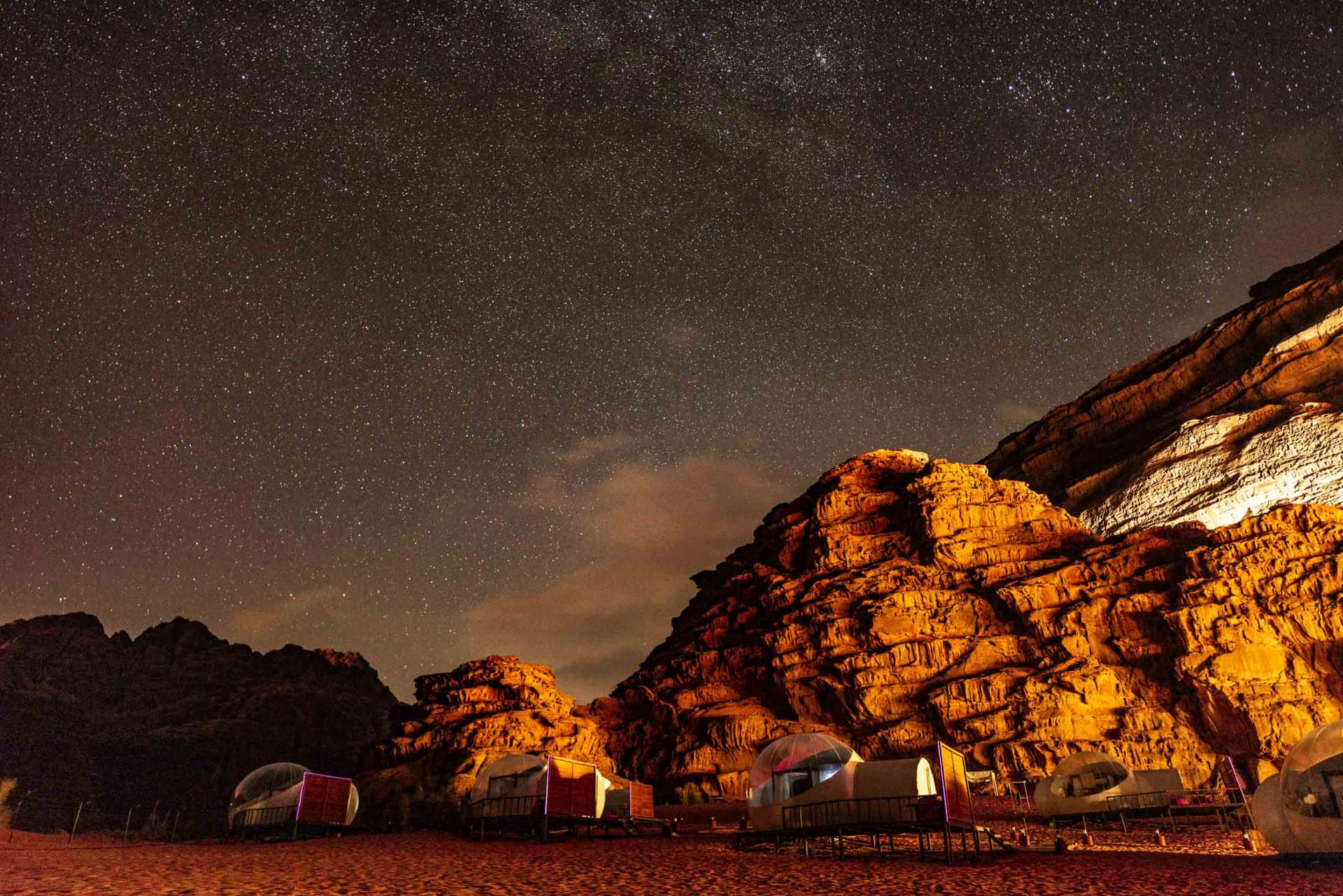 Wadi Rum Night Luxury Camp Full of Stars tent Jordan Enrico Pescantini 5