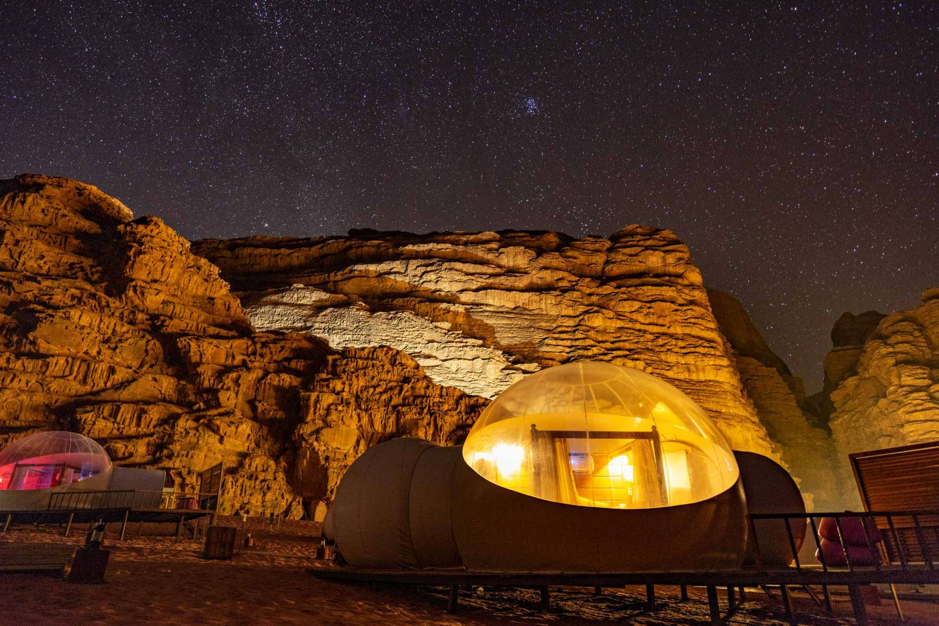 Wadi Rum Night Luxury Camp Full of Stars tent Jordan Enrico Pescantini 6