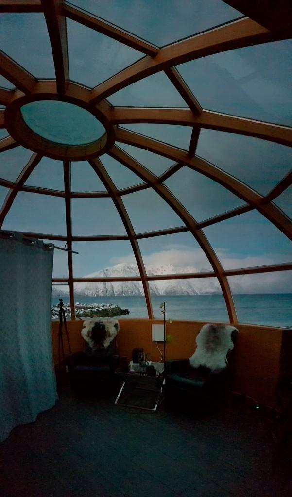 Northern Lights Glass Igloo Tromso Lyngen North 2