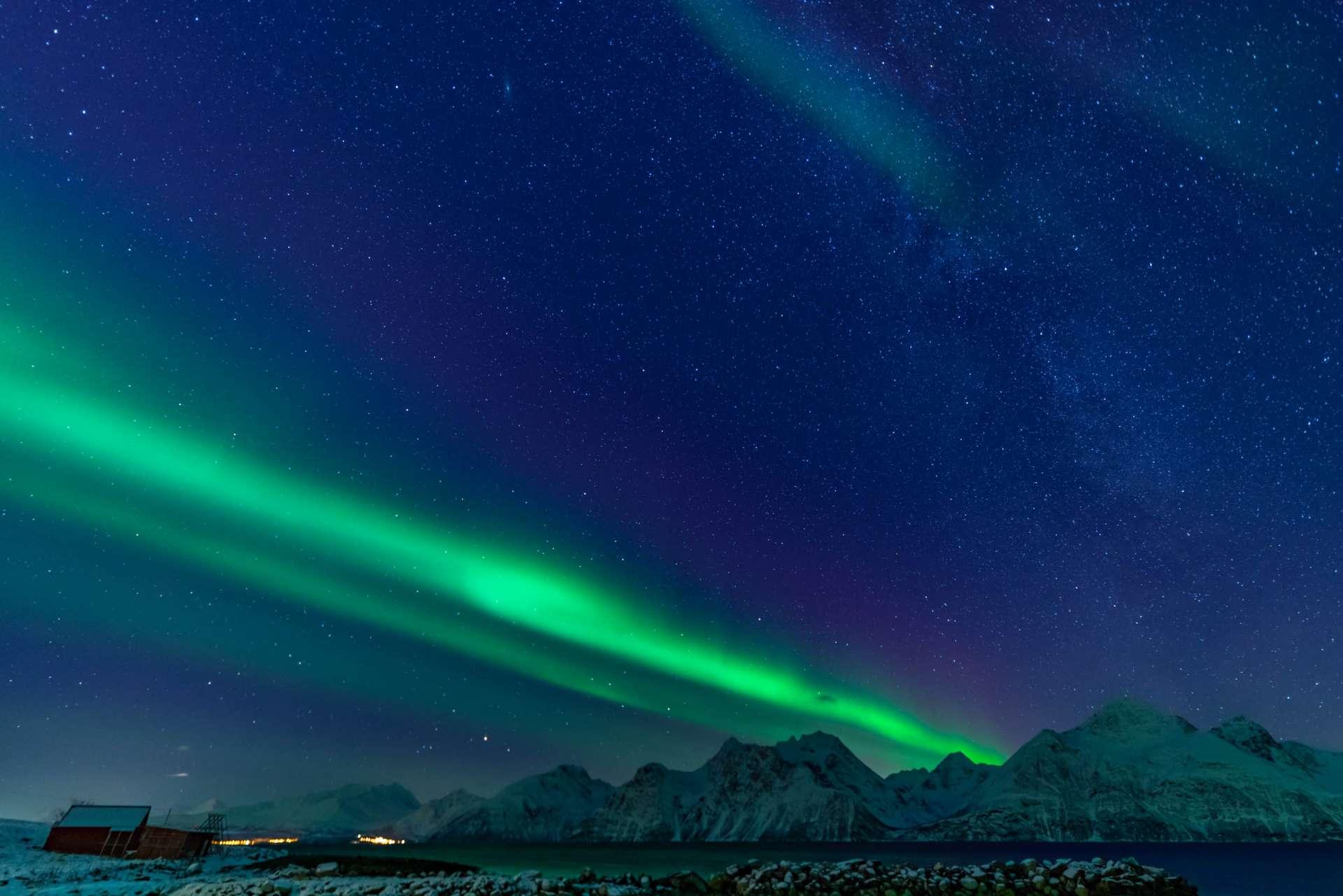 Northern Lights Glass Igloo Tromso Lyngen North aurora enrico pescantini 7