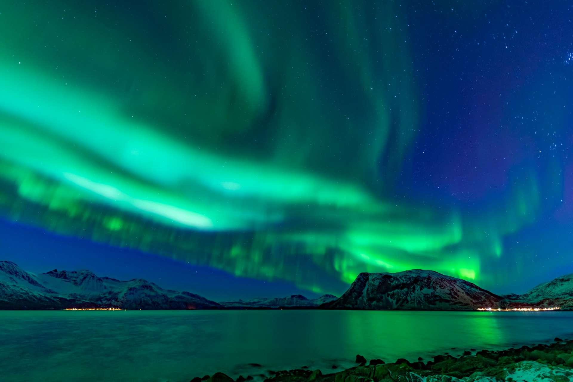 Northern Lights Glass Igloo Tromso Lyngen North aurora enrico pescantini 12