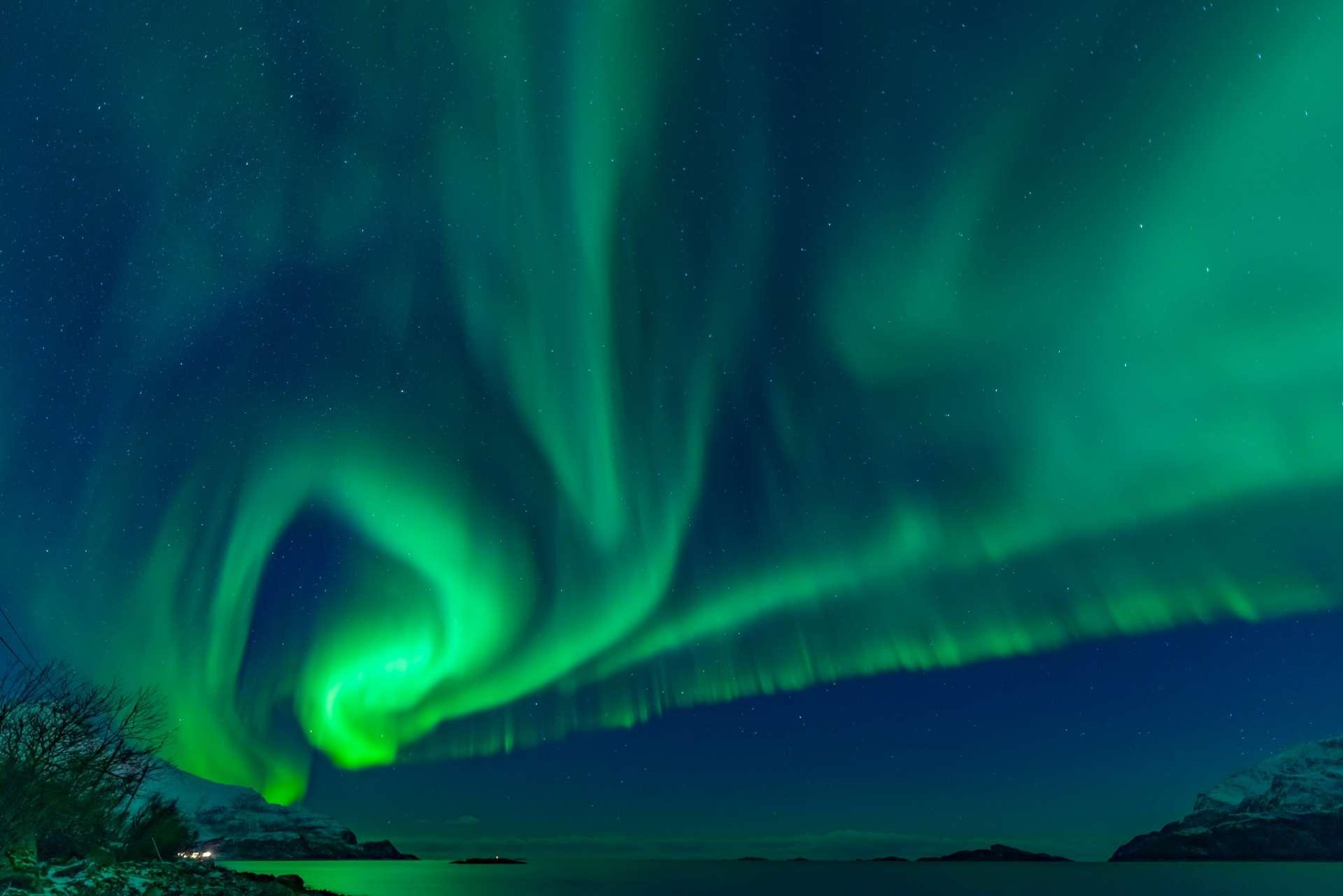 Northern Lights Glass Igloo Tromso Lyngen North aurora enrico pescantini 13