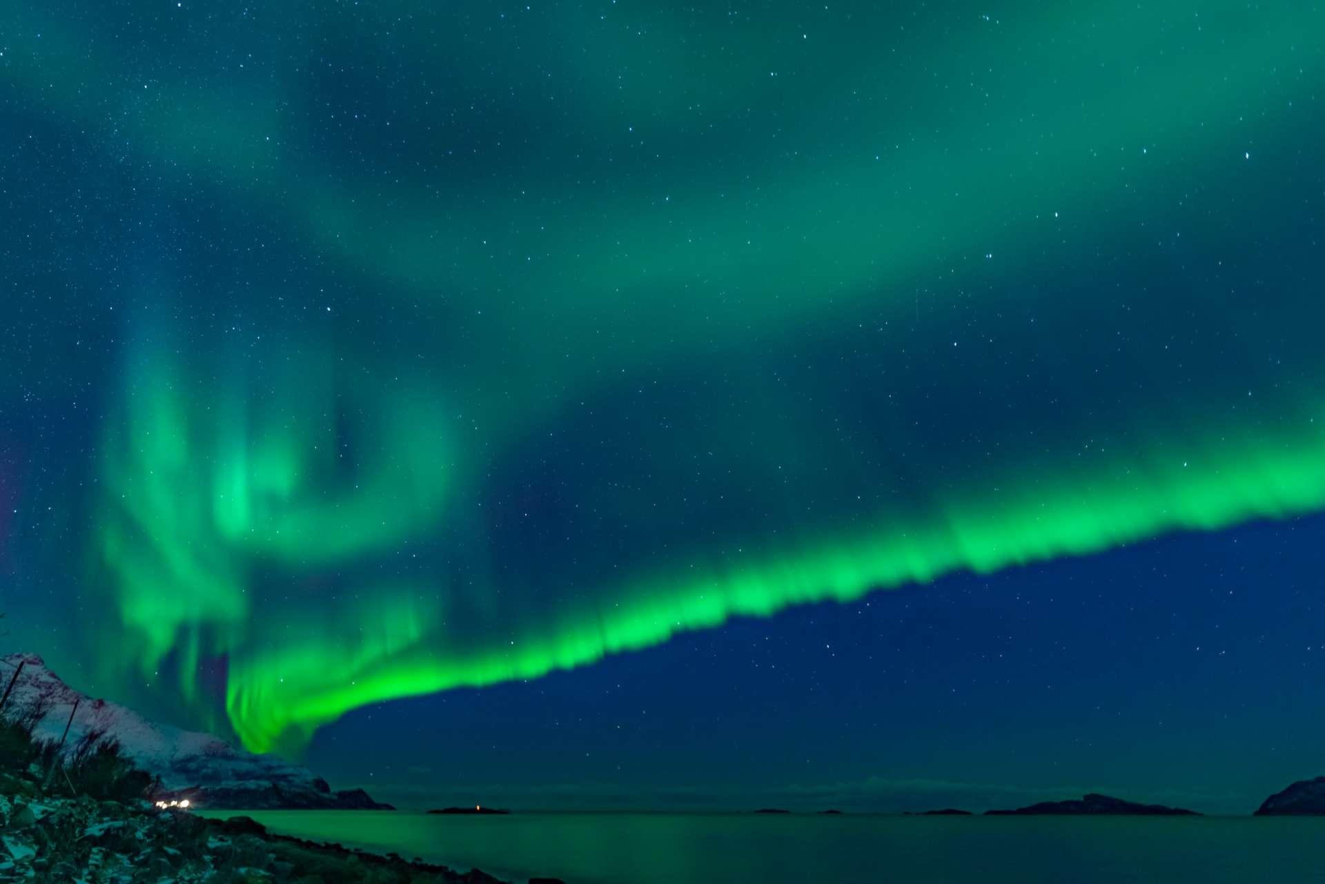 Northern Lights Glass Igloo Tromso Lyngen North aurora enrico pescantini 14