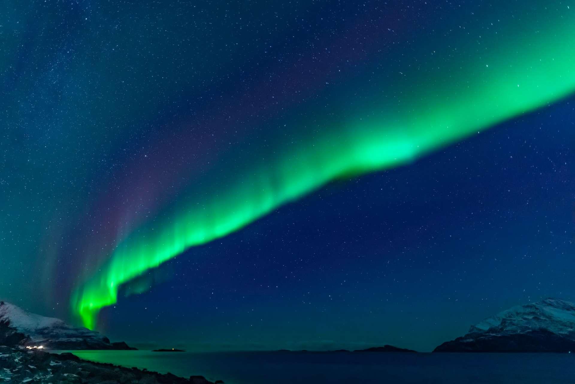 Northern Lights Glass Igloo Tromso Lyngen North aurora enrico pescantini 15
