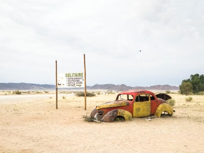 Namibia Enrico Pescantini solitaire
