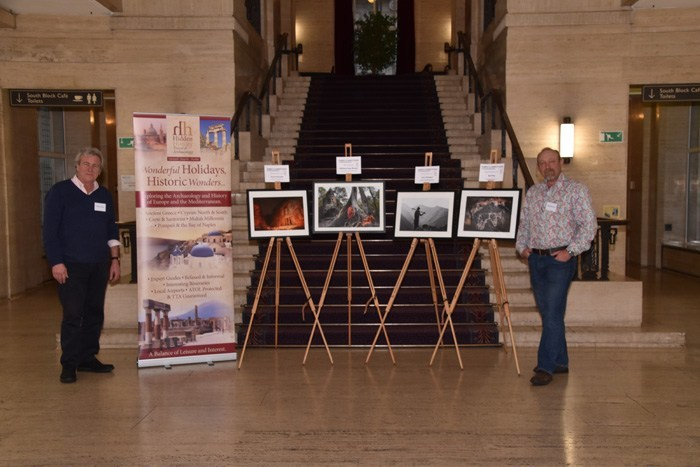 Current World Archeology Awards 2019 Petra by CandleLight Enrico Pescantini 2