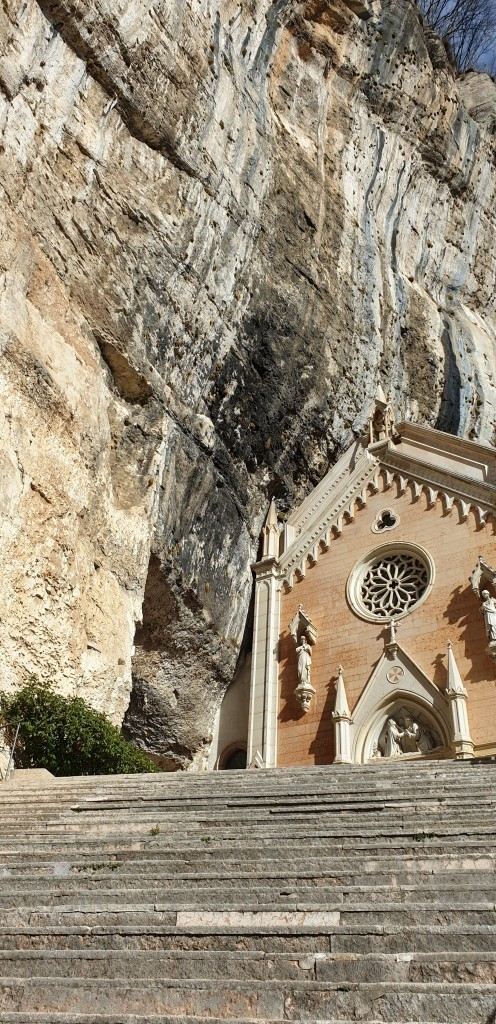 Santuario Madonna della Corona hermitage