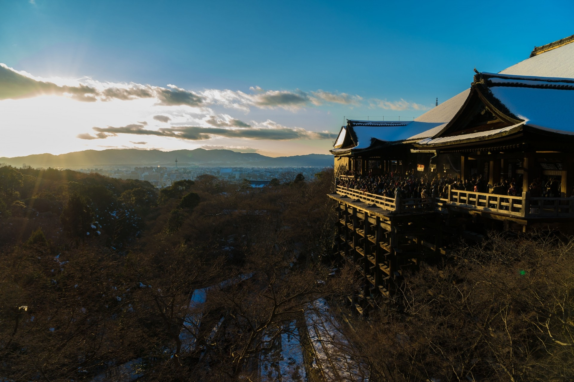 kyoto Kiyomizu-Dera