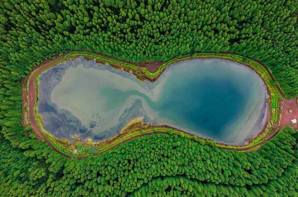 Best Drone Photography of Sao Miguel Azores