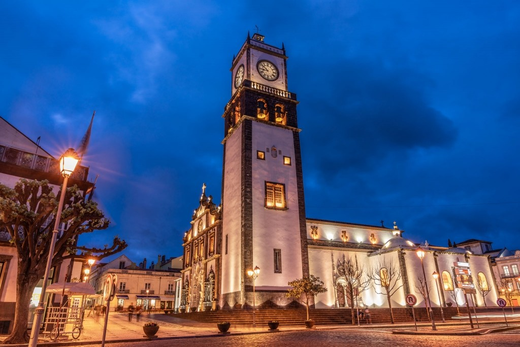 Ponta Dalgada Church of Saint Sebastian