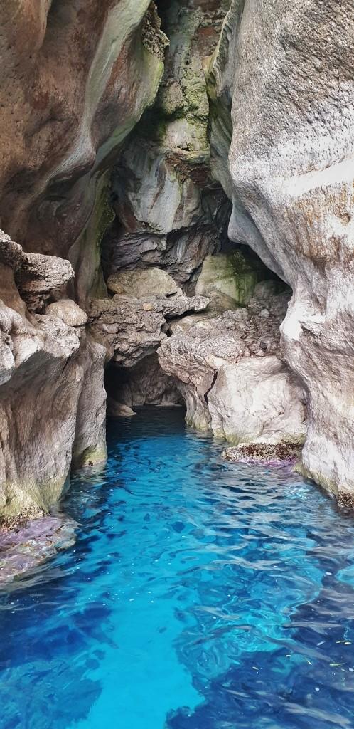 Marettimo cave
