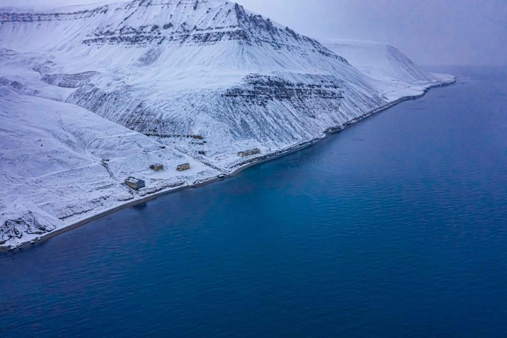 Northern light Cruise to Barentsburg svalbard