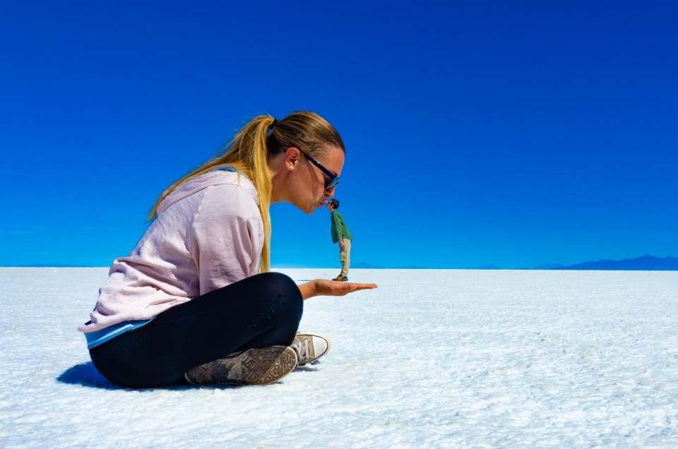 Salar de Uyuni in Bolivia – World's largest salt flat