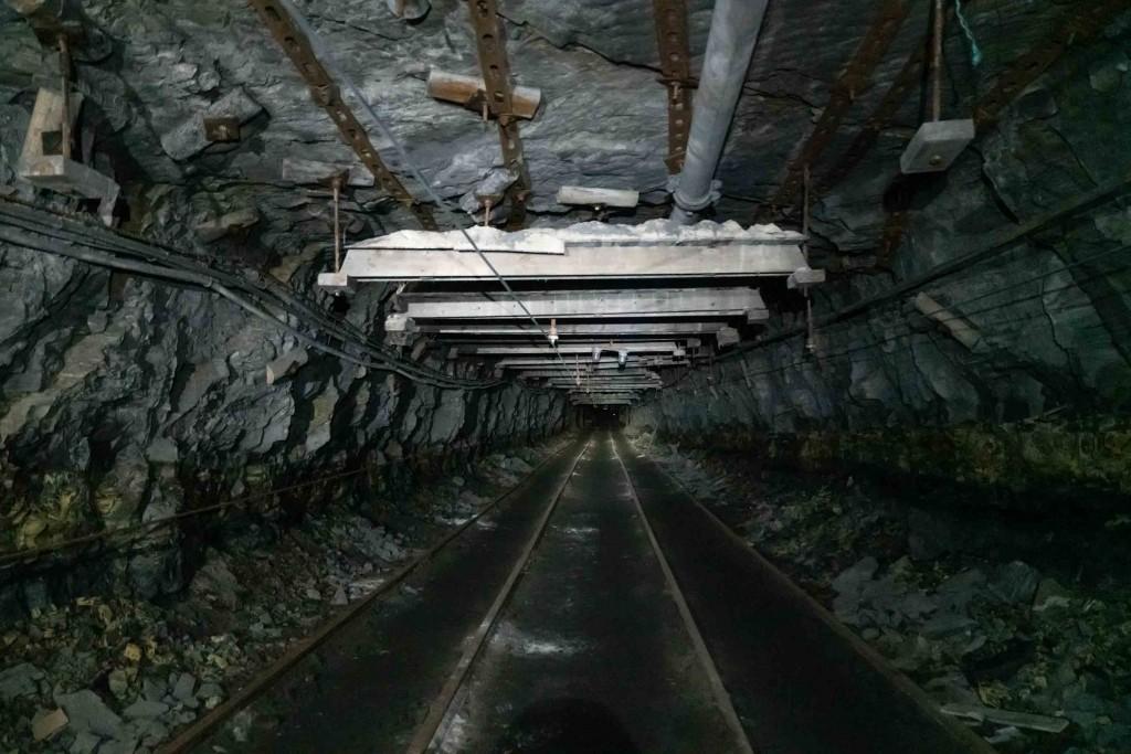 svalbard coal mine 3end october