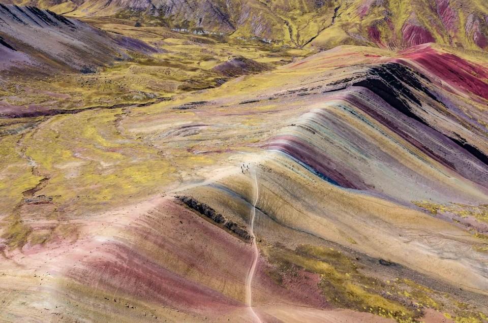 Wonders of Cusco: Machu Picchu and the Rainbow Mountains