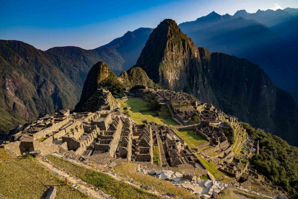Machu Picchu Cusco Peru 2
