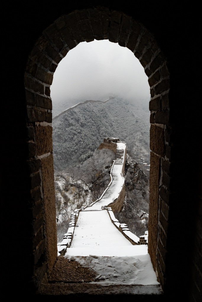 Great Wall of China New 7 wonders of the world
