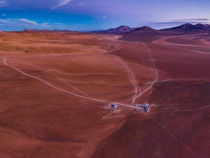 tayka desierto bolivia drone aerial photo 3