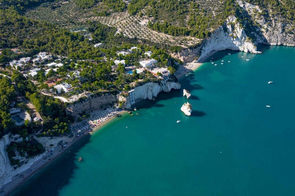 Baia delle Zagare Gargano Puglia