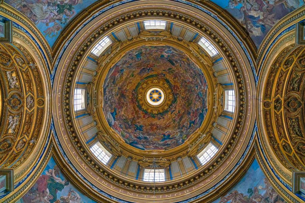 Sant'Agnese in Agone cupola