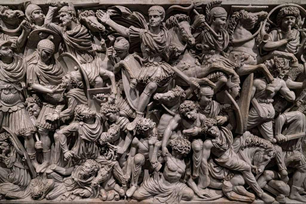 ancient rome sculpture bust